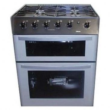 SPINFLO ENIGMA BUILT IN LPG COOKER GREY